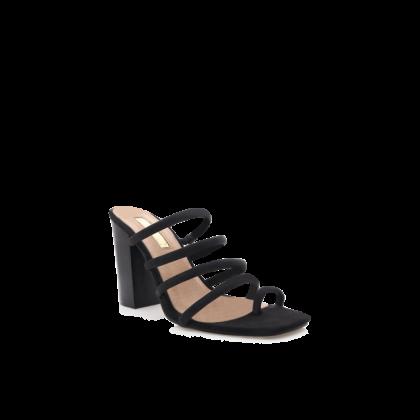 Hawaii - Black Nubuck by Billini Shoes