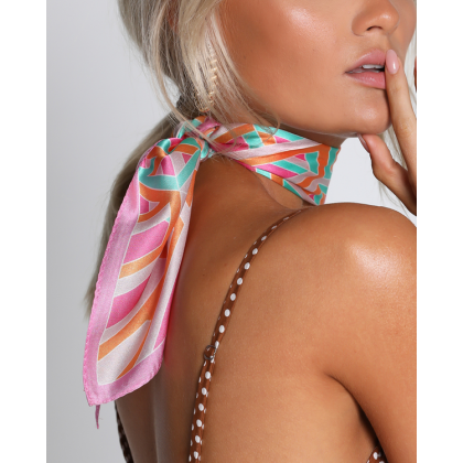 Hayman - Pink/Aqua by Billini Shoes