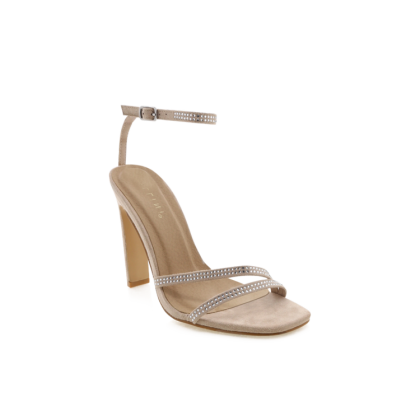 Iniko - Blush Suede by Billini Shoes