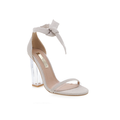 Isca - Beige Linen by Billini Shoes
