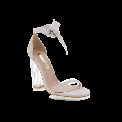 Isca - Beige Linen by Billini Shoes