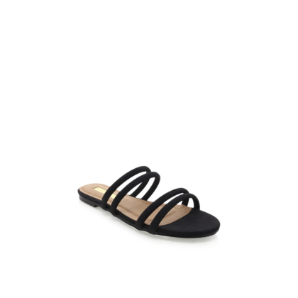 Ithaka - Black Nubuck by Billini Shoes