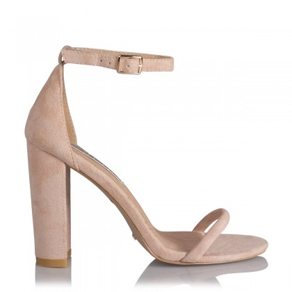 Jena Blush Suede by Billini Shoes