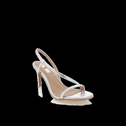 Jerez - Silver Metallic by Billini Shoes