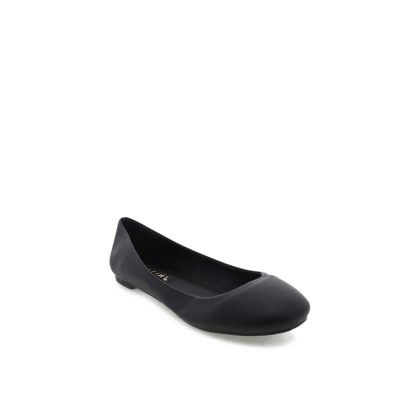 Kelsey - Black Tumble by Billini Shoes
