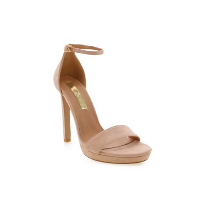 Kepos - Blush Suede by Billini Shoes