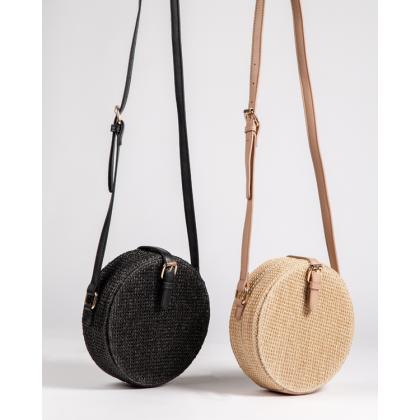 Kiara - Black Woven by Billini Shoes