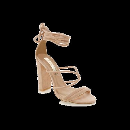 Laela - Blush Suede by Billini Shoes