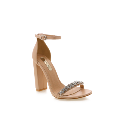 Laine - Nude by Billini Shoes