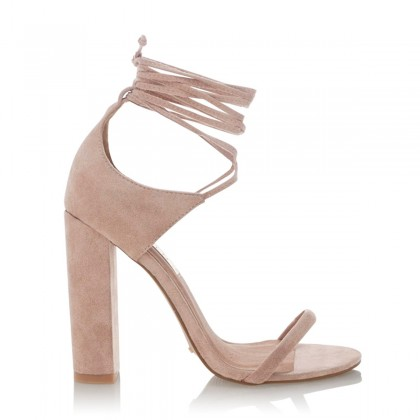 Lala Blush Suede by Billini Shoes