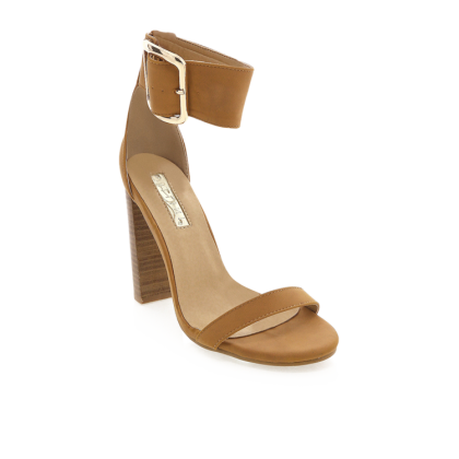 Lamba - Tan Nubuck by Billini Shoes