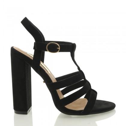 Lescala Black Suede by Billini Shoes