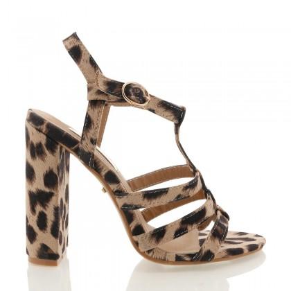 Lescala Light Leopard by Billini Shoes