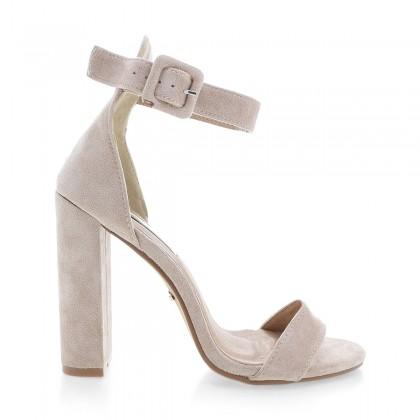 Levi Blush Suede by Billini Shoes