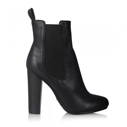 Lillia Black Tumble by Billini Shoes
