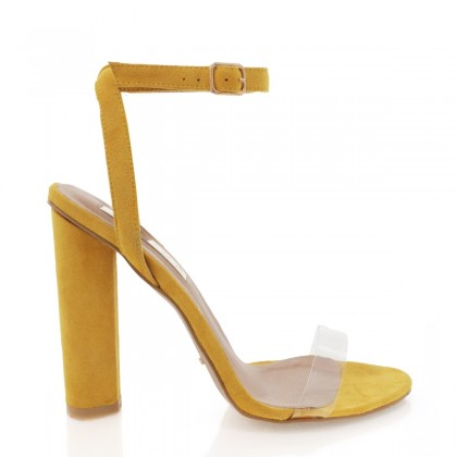 Lorde Yellow Suede by Billini Shoes