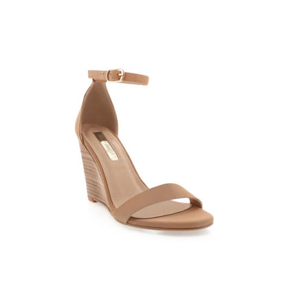 Magnolia - Camel Nubuck by Billini Shoes