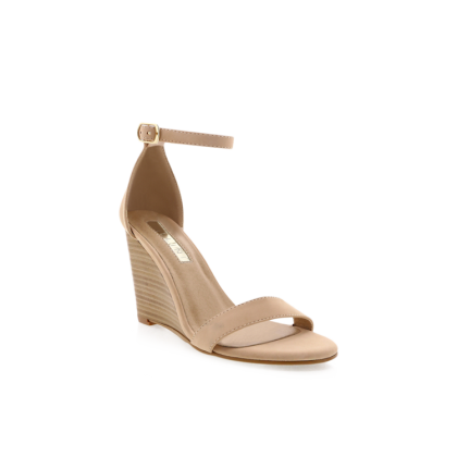 Magnolia - Nude Nubuck by Billini Shoes