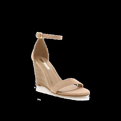 Magnolia - Nude Nubuck by Billini Shoes