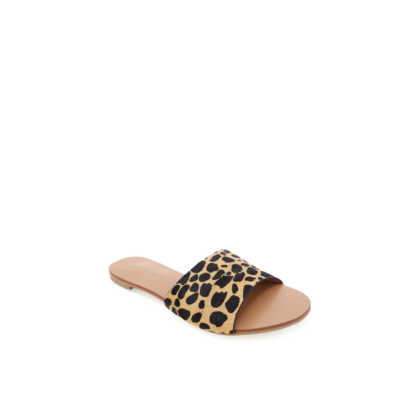 Maliah - Giraffe Pony by Billini Shoes