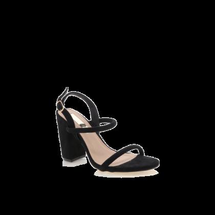 Marnie - Black Suede by Billini Shoes
