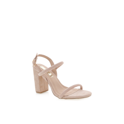 Marnie - Blush Suede by Billini Shoes