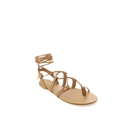 Matia - Camel Nubuck by Billini Shoes