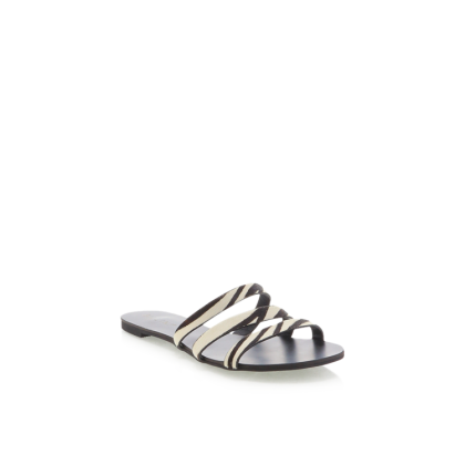 Matola - Zebra Pony by Billini Shoes