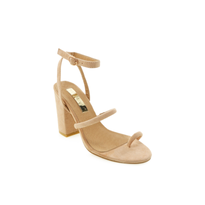 Natari - Blush Suede by Billini Shoes