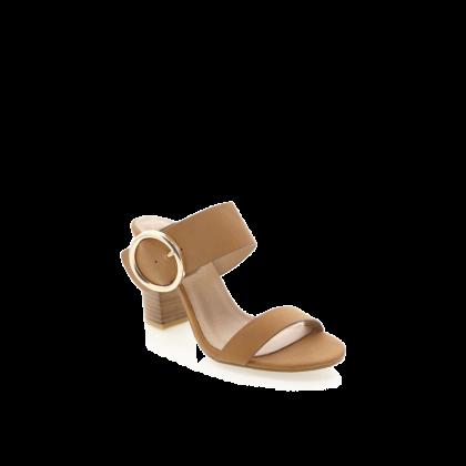 Netti - Tan Nubuck by Billini Shoes