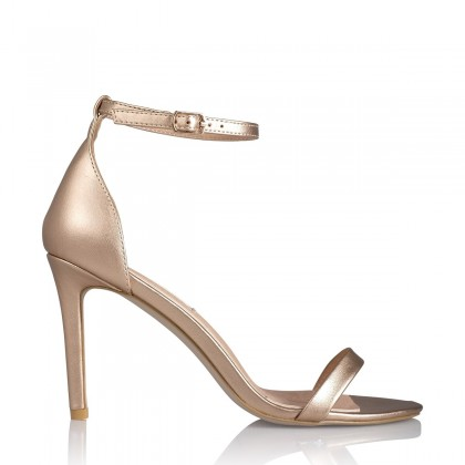 Pamina Soft Rose Gold by Billini Shoes
