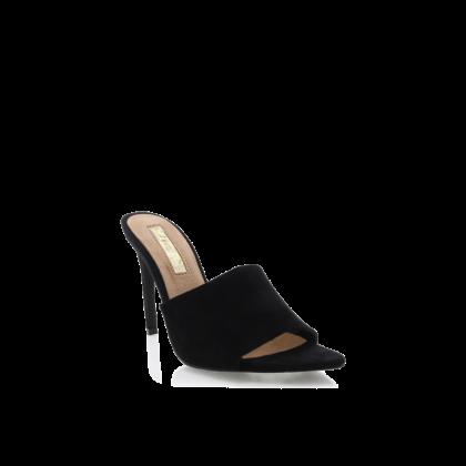 Parker - Black Suede by Billini Shoes