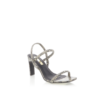 Paxton - Grey Python by Billini Shoes