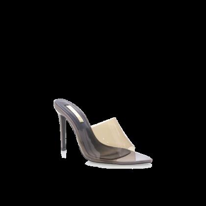 Perri - Smoke Patent/Smoke by Billini Shoes
