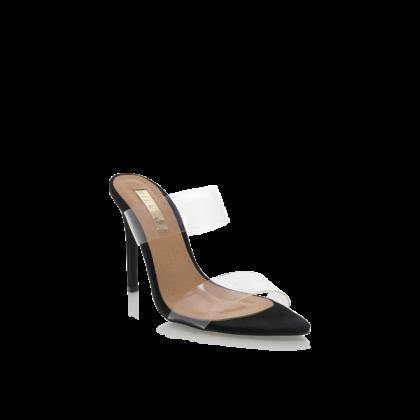 Peru - Black Suede by Billini Shoes