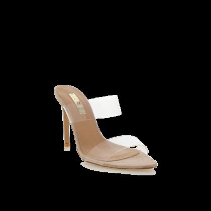 Peru - Nude Suede by Billini Shoes