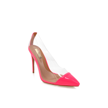 Roda - Neon Pink Patent by Billini Shoes
