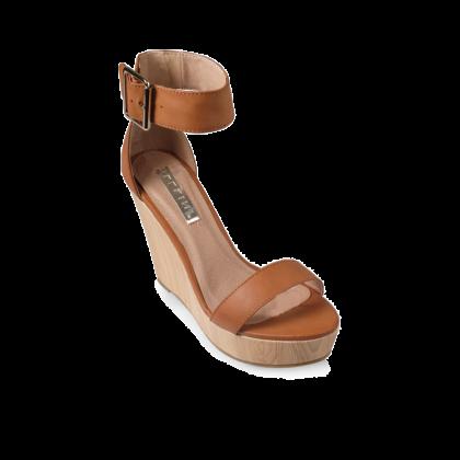 Seychelles - Tan by Billini Shoes