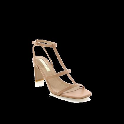 Simona - Dark Nude by Billini Shoes