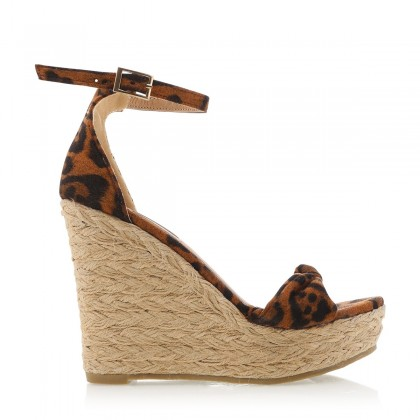 Skala Leopard by Billini Shoes
