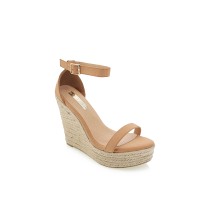 Solange - Camel Nubuck by Billini Shoes