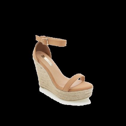 Solange - Camel Nubuck by Billini Shoes