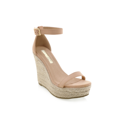Solange - Nude Nubuck by Billini Shoes