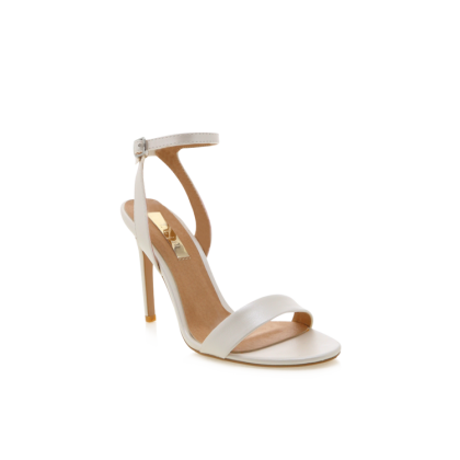 Tahnee - White Pearl by Billini Shoes