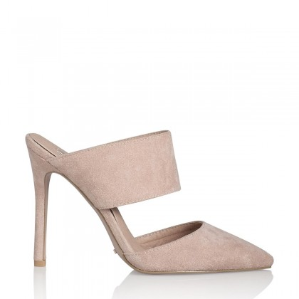 Tulin Blush Suede by Billini Shoes