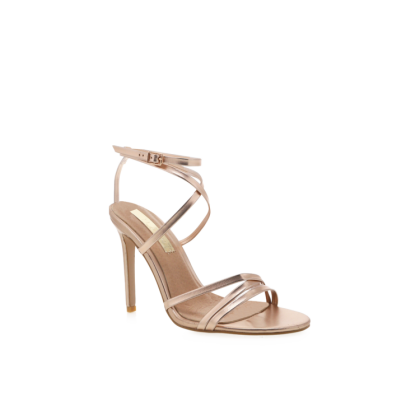 Tulum - Rose Gold Metallic by Billini Shoes