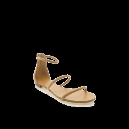 Unique - Camel Suede by Billini Shoes