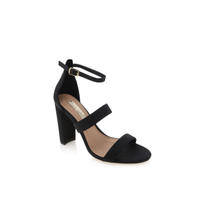 Utah - Black Nubuck by Billini Shoes