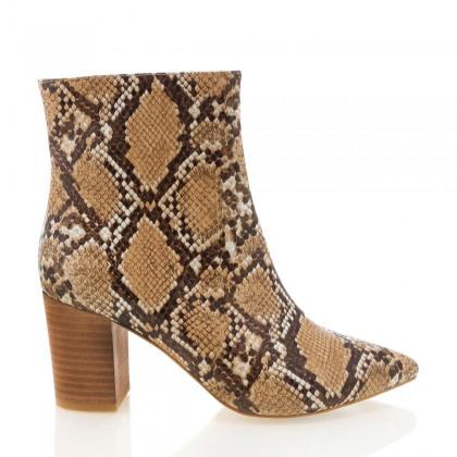 Vespa Camel Snake by Billini Shoes