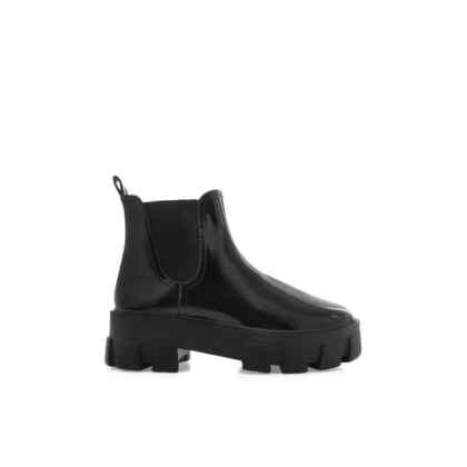 Xanthos - Black Patent by Billini Shoes